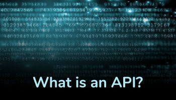 Wat is een API precies?